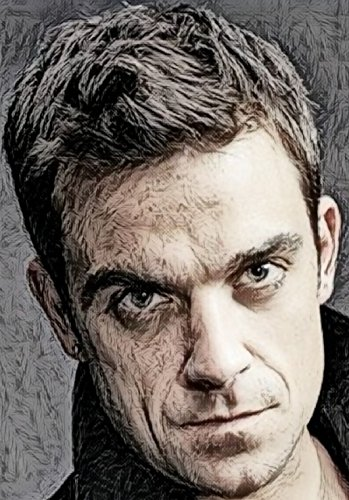 aluminium-metal-wall-art-robbie-williams