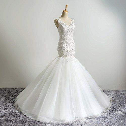 f2e4e776770e Zoom IMG-1 ghtwjj abito da sposa in