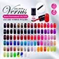 Ocibel - Vernis Semi Permanent UV/LED Lollipop 5 ml - Manucure, Faux Ongles et Nail Art