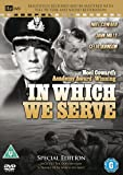In Which We Serve (Restored Special Edition) [DVD] [1942]