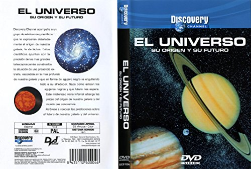 el-universo-discovery-channel-dvd