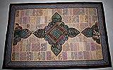Tribal Asian Textiles Stickerei Patchwork Home Decor Vintage Wandteppich Antik Handarbeit Wandbehang 11