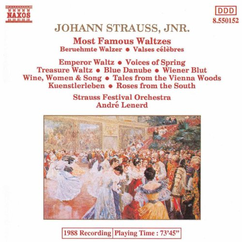 Strauss II: Most Famous Waltzes