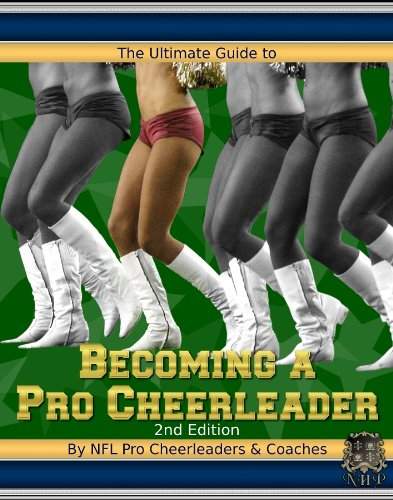 The Ultimate Guide to Becoming a Pro Cheerleader (English Edition) por Aubrey Aquino