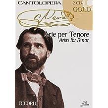 Cantolopera: Arie Per Tenore - Gold