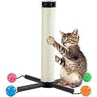 corda sisal giocattoli campane tubo gatto terra artiglio giocattoli da compagnia non tossici durevoli