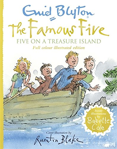 Five on a Treasure Island: Book 1, Gift Edition (Famous Five)