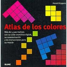 Atlas De Los Colores