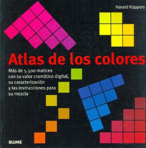 Atlas De Los Colores por Harald Kuppers