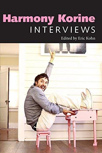 Harmony Korine: Interviews (Conversations with Filmmakers Series)