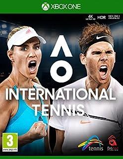 AO International Tennis - Xbox One [Edizione: Regno Unito] (B07C7YKNSH)   Amazon price tracker / tracking, Amazon price history charts, Amazon price watches, Amazon price drop alerts