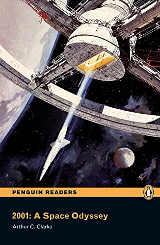 Penguin Readers 5: 2001: A Space Odyssey Book and MP3 Pack (Pearson English Graded Readers) - 9781408276563 (Pearson english readers) por Arthur Clarke