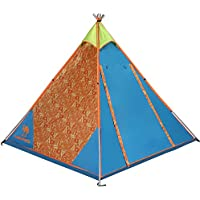 Neue Outdoor-Camping-Zelt 3-4 Personen Zelt einzelne Pyramide regen Jahreszeiten Zelt