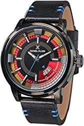 Daniel Klein Analog Multi-Colour Dial Mens Watch-DK11408-3