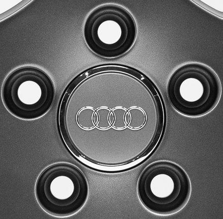 4pièces pour Audi A3S38P Moyeu Couvercle 4b0601170pour jantes d'origine N