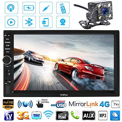 ZhongYe Autoradio MP5 Spieler GPS Bluetooth DVD CD Player mit Touchscreen und Kamera Kamera-cd