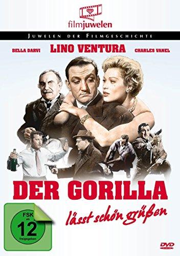 Bild von Der Gorilla lässt schön grüßen (Filmjuwelen)