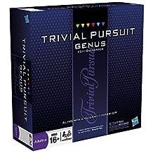 Hasbro Gaming - Juego de adultos Trivial Pursuit Genus Edición Master (16762105)