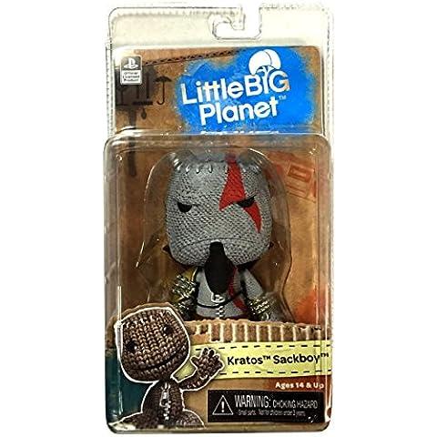 Import Europe - Figura Sackboy Kratos LittleBigPlanet, Serie 1