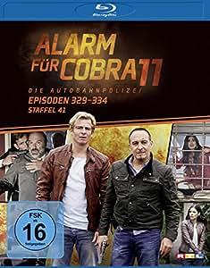 Alarm für Cobra 11 - Staffel 41 [Blu-ray]