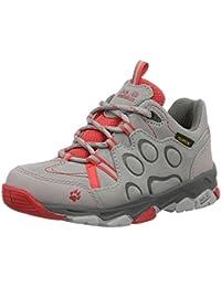 Jack Wolfskin Mtn Attack 2 Cl Texapore Low K, Chaussures de Randonnée Basses Mixte Enfant