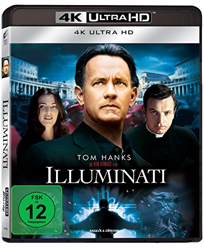 Illuminati - 4k Ultra HD Blu-ray