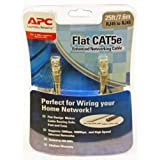 25' Flat CAT5e Enhanced Networking Cable