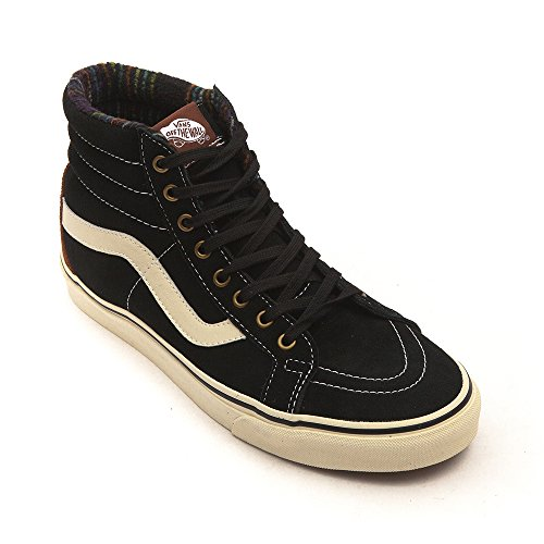 Vans U Sk8 Hi - Baskets Mode Mixte Adulte Noir