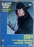 WWF World Wrestling Federation Kalender 1994