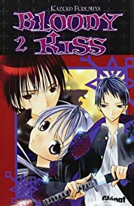 Bloody Kiss 2 par Kazuko Furumiya