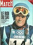 Paris Match 984 1968 Jeux olympiques de Grenoble G. Périllat J-C Killy (17 pages) Vietnam Hué Khe-Sanh Saïgon (16 pages)