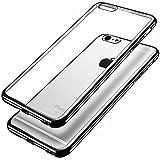 KC iPhone 4/4s - Premium Grade Nano Plated Clear Transparent Gel Soft TPU Premium Quality Anti-Scratch Mobile Phone Smartphone Back Cover iPhone 4s Ca