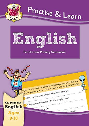 Practise & Learn: English (ages 9-10)