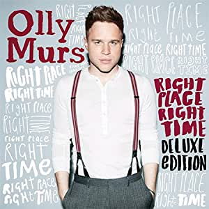 Pop CD, Olly Murs - Right Place, Right Time (2CD Deluxe Edition)[002kr]