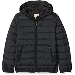 Roxy Question Reason Veste d'Isolation Thermique pour Fille Anthracite/Solid, FR : M (Taille Fabricant : 10/M)