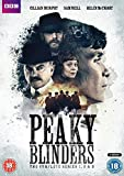 Best Tv Series On Dvds - Peaky Blinders - Series 1-3 Boxset [DVD] [2016] Review