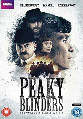 Peaky Blinders - Series 1-3 Boxset [DVD] [2016]