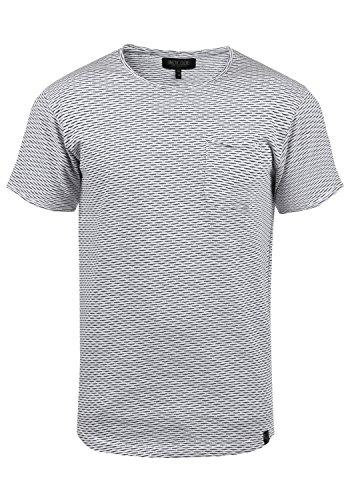 Indicode Albin Herren T-Shirt Kurzarm Shirt Mit Rundhalsausschnitt Aus 100{4964404e724a25fd6e647beb1a95e514a4757d803ac903ead0534132f89206aa} Baumwolle, Größe:S, Farbe:Navy (400)