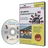 Norwegisch-Kindersprachkurs auf CD, Norwegisch lernen für Kinder