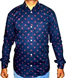 Purnima Men's Casual Shirt (100165_Multi...