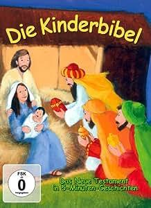 Kinderbibel: Neues Testament in 5 Minuten Stories [DVD]