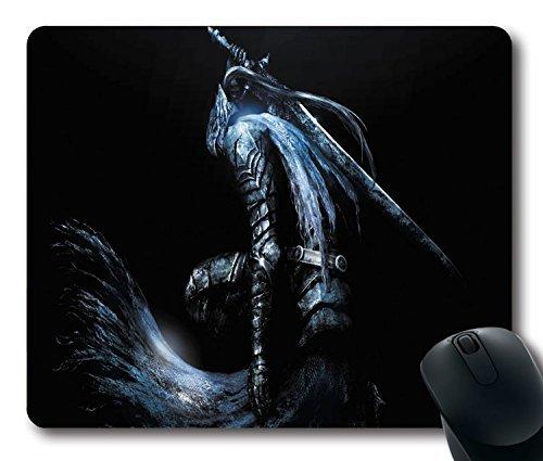 Preisvergleich Produktbild Mauspad mit Dark Souls 3, aus rutschfestem Neopren-Gummi, 220x180x3mm