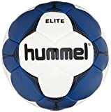 Hummel Erwachsene SMU Elite HB Handball, White/Blue, 2