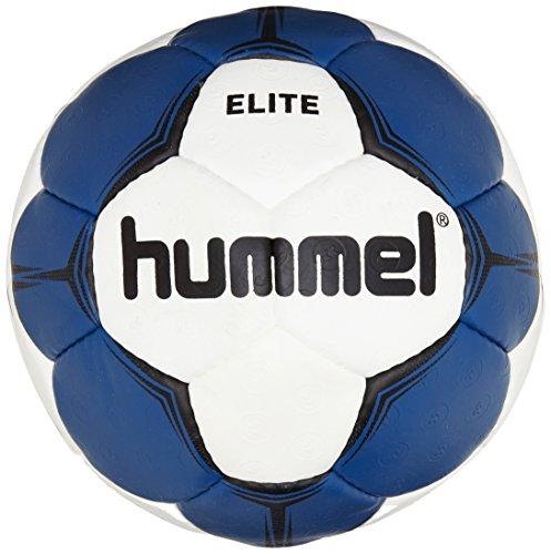 Hummel Erwachsene Smu Elite HB Handball, weiß (White/Blue), 2