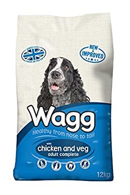 Wagg Complete Chicken and Veg Dog Food, 12 kg