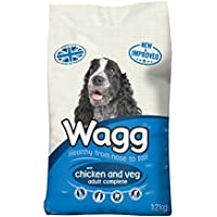 Wagg Dog Food Complete Chicken and Veg 12kg