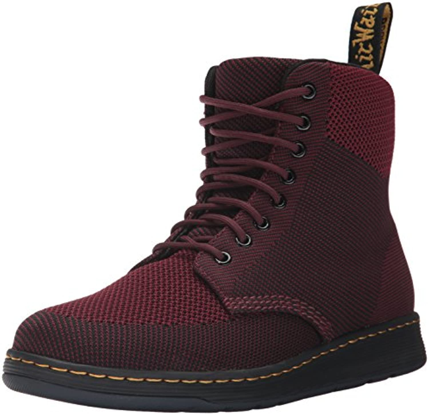 Dr.Martens Womens Rigal Knit Textile Boots