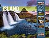 Island 2019, Wandkalender