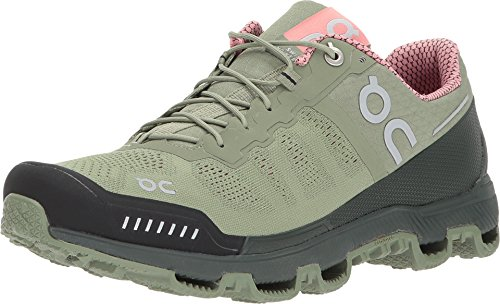 Zapatillas On Cloud Venture Reseda Rose 37 5 Verde