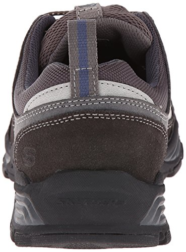 Grigio Oxford Mens Gurman Trexman Usa Skechers x70qzX5
